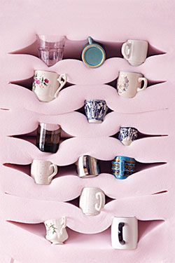 The Best Bet: Dewi van de Klomp's Soft Foam Cabinets Photo: Courtesy of Studio Dewi van de Klomp
