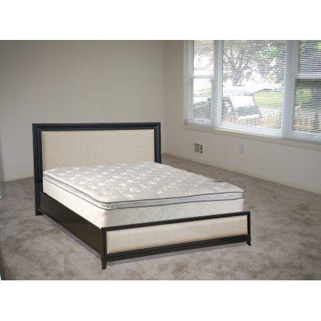 Continental Sleep 12 Inch Medium Plush Pillowtop Orthopedic Type