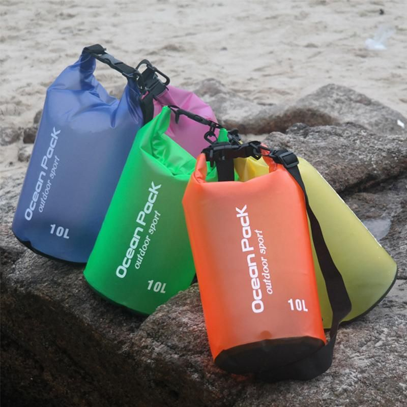Don T Let Water Seep Through Your Dry Clothes When Kayaking Or Out In Nature These Translucent Storage Bags Are Perfect For Camping