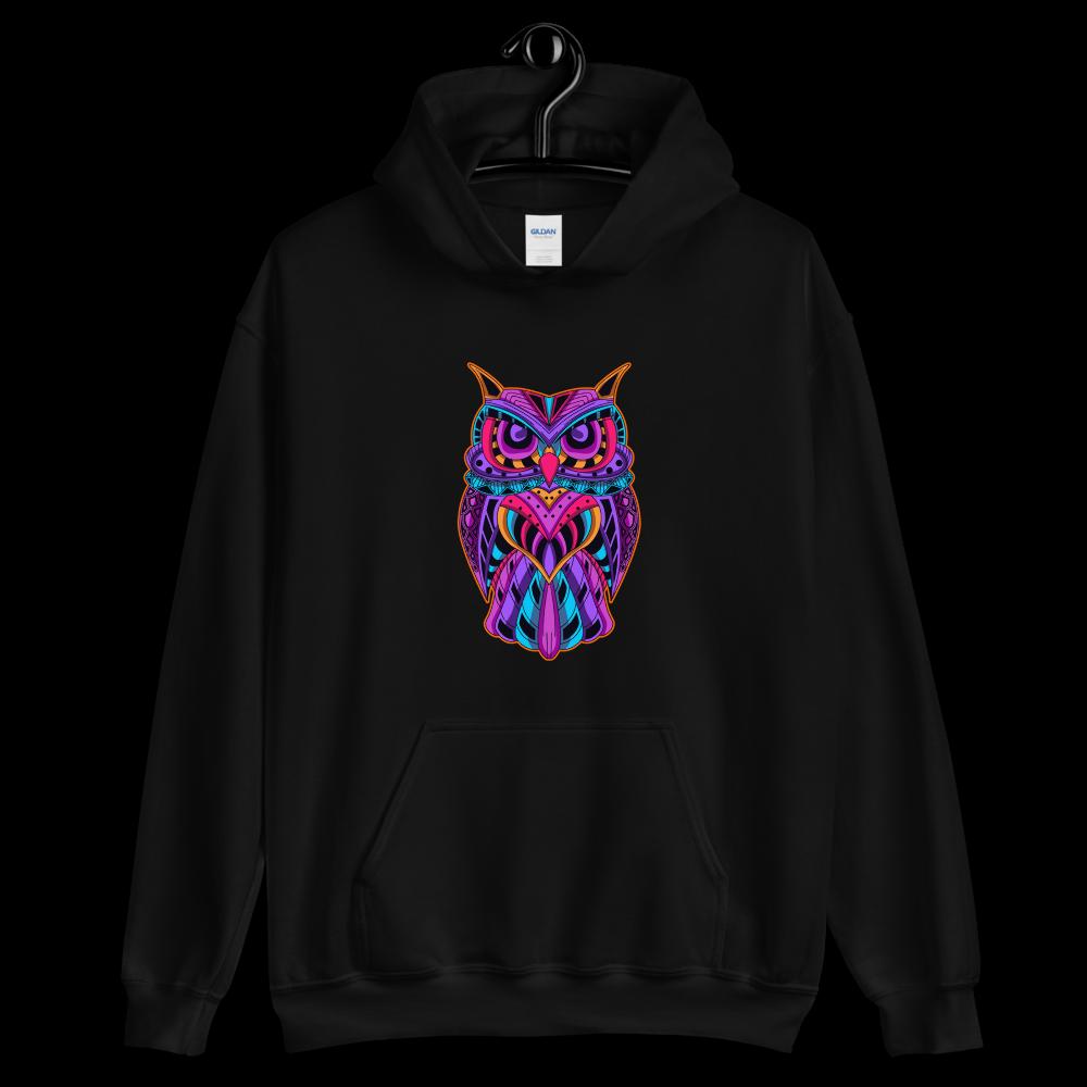 Owl Unisex Hoodie 2020
