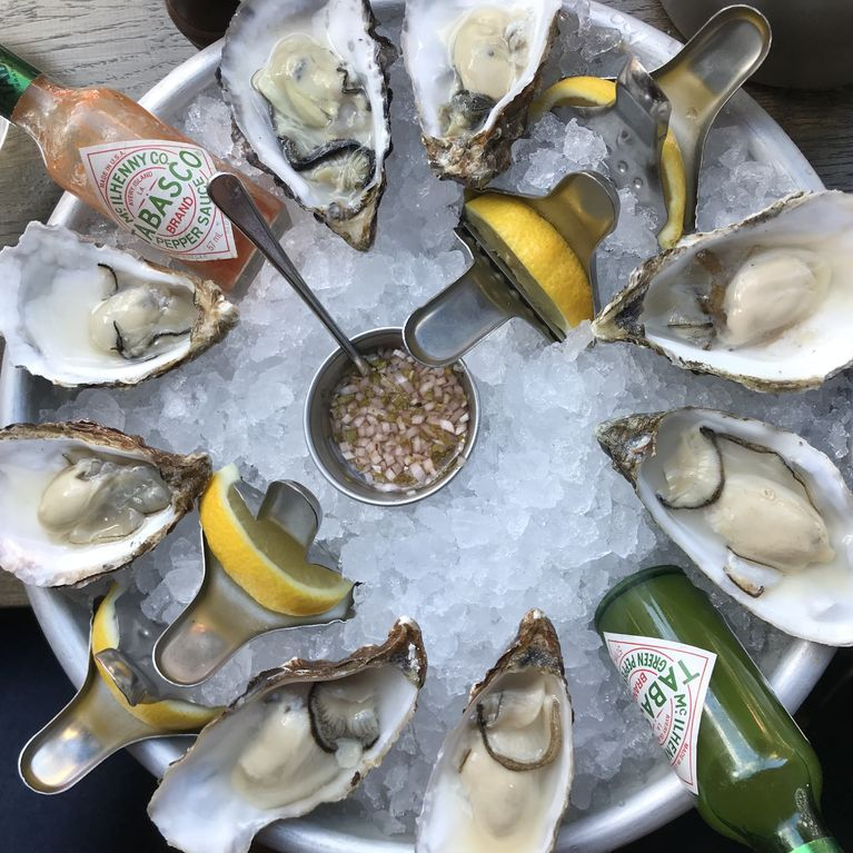 Home white horse oyster and seafood bar best seafood