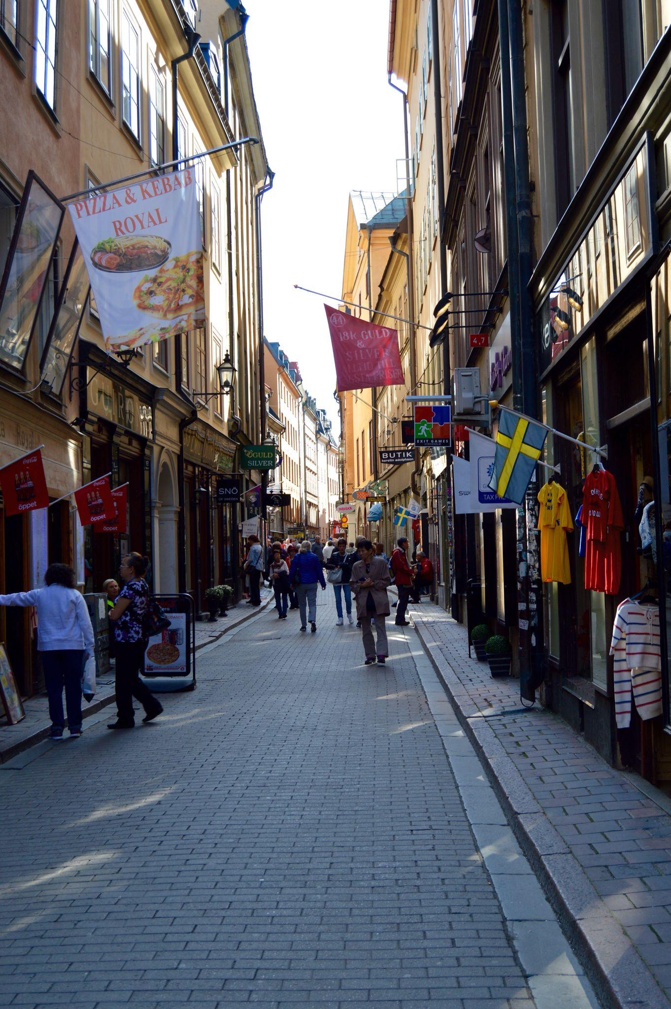 snö of sweden stockholm butik