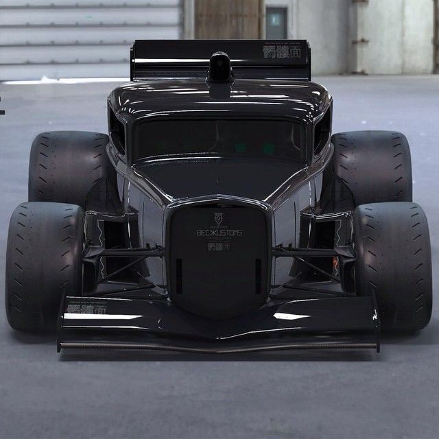 """""""DOUBLE TAP! F132 Concept By Beck Kustoms! It's A Mash"""