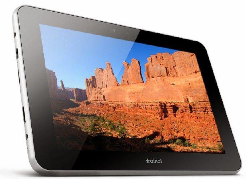 Tablet Ainol Fire Octa core com 3g embutido Tablet com GPS, Wi Fi e tela de 7 polegadas