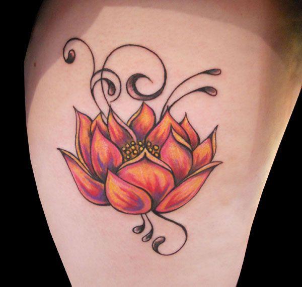 Lotus flower tattoos love the colors tattoos 3 pinterest lotus flower tattoos love the colors mightylinksfo