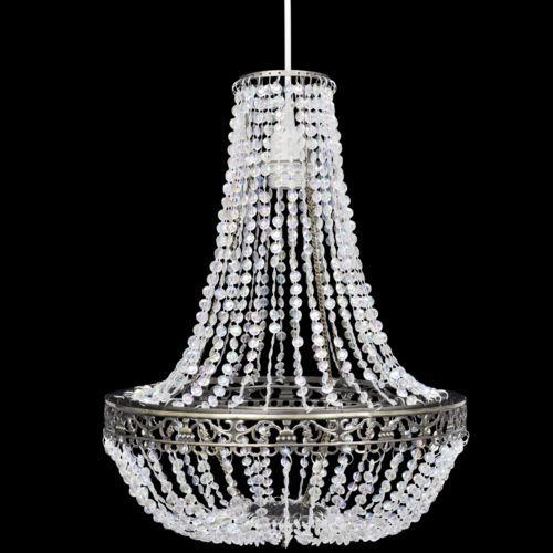 Hängelampe Kronleuchter Kristall Lampe Hängeleuchte Deckenleuchte 36