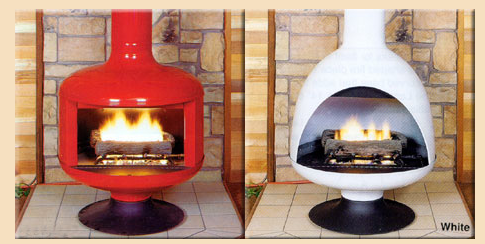 Time To Cozy It Up Malm Fireplace Fireplace Standing Fireplace