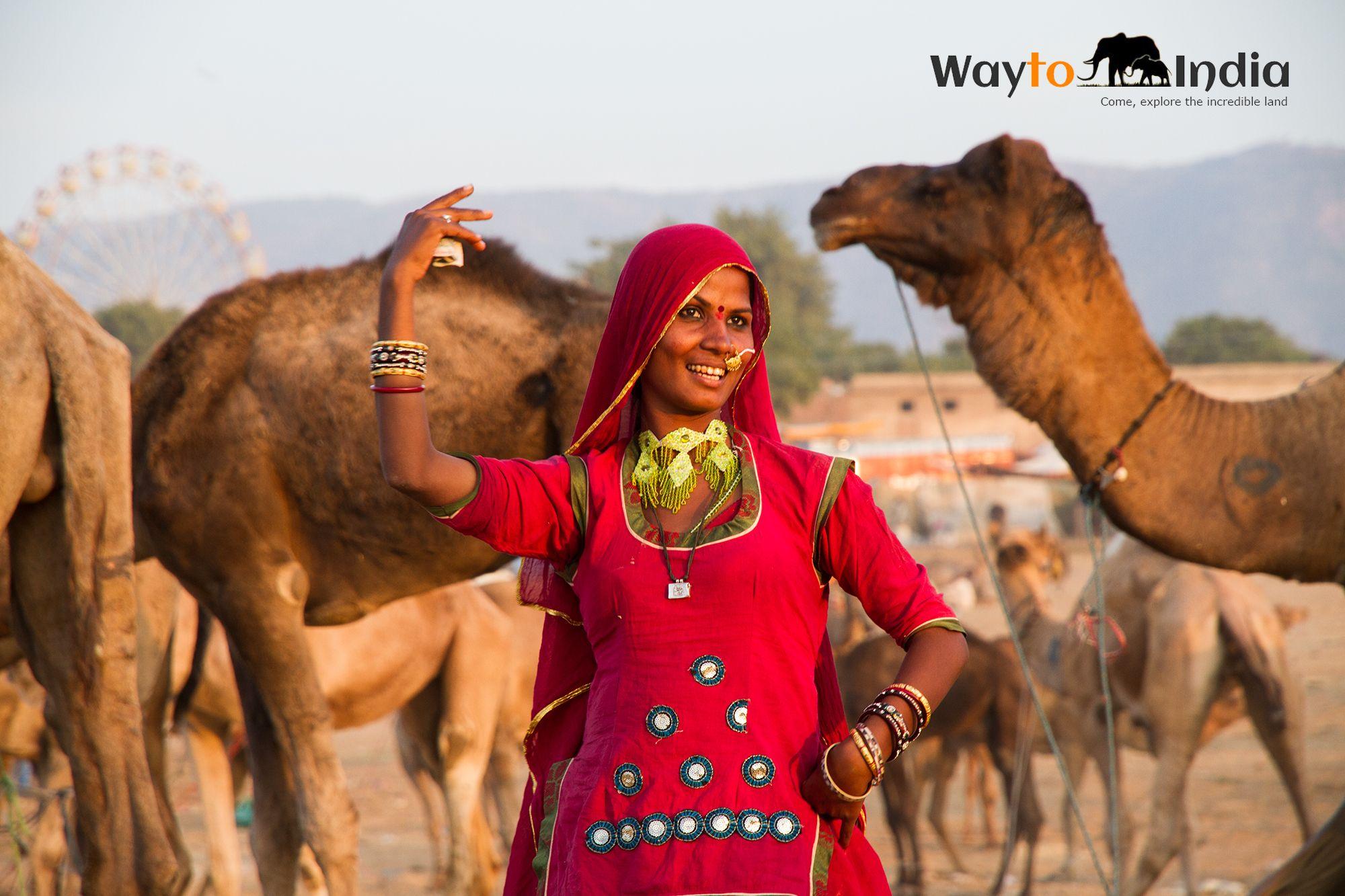 Pushkar Camel Fair http://www.waytoindia.com/pushkar-camel-festival-tour