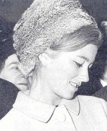 Princess Paola, 1960s