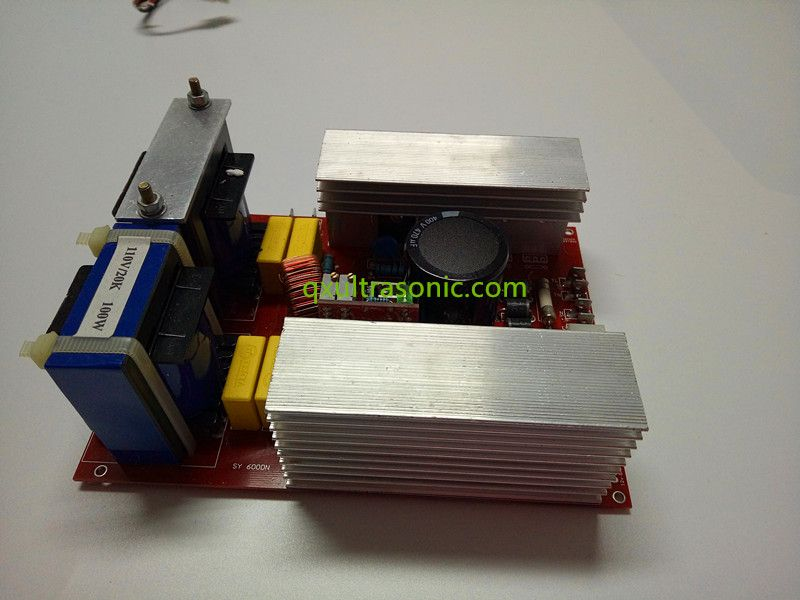 Ultrasonic Transducer Circuit – qxultrasonic | Ultrasonic