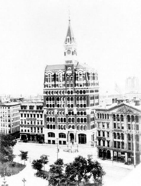 The New York Tribune Building (1857)