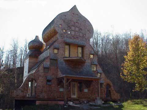 Hakawii Bolgger Strangest Houses Crazy Houses Unusual