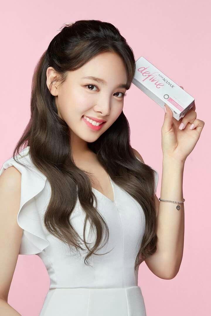 Nayeon Twice Imnayeon Kpop Jyp Idol Kpopidol Koreanmusic Nayeontwice Acuvue Define Nayeon Twice Nayeon