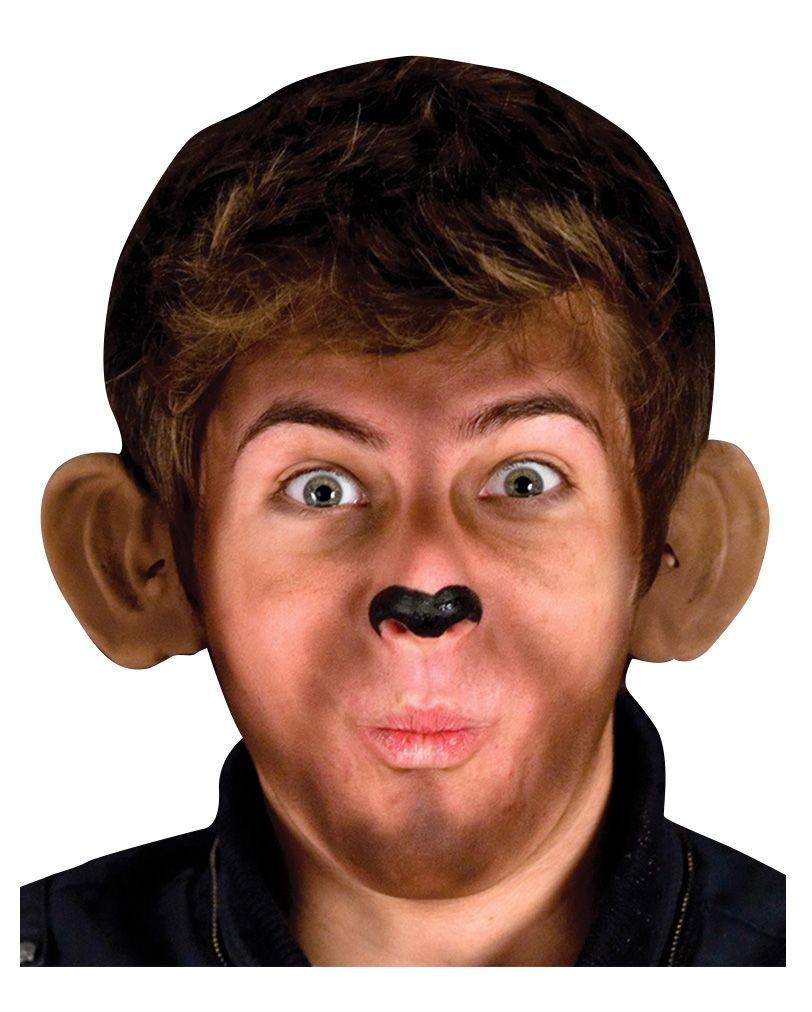 Affen Ohren aus Latex | Günstige Latex Ohren kaufen | Karneval ...