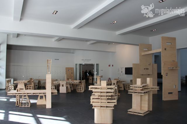 Museo SMAK  de Arte Contemporáneo de Gante ( Bélgica).