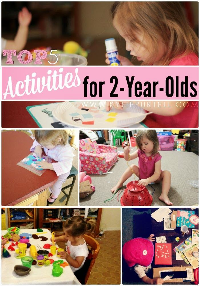 Top 5 Activities For 2 Year Olds Parenting Tips