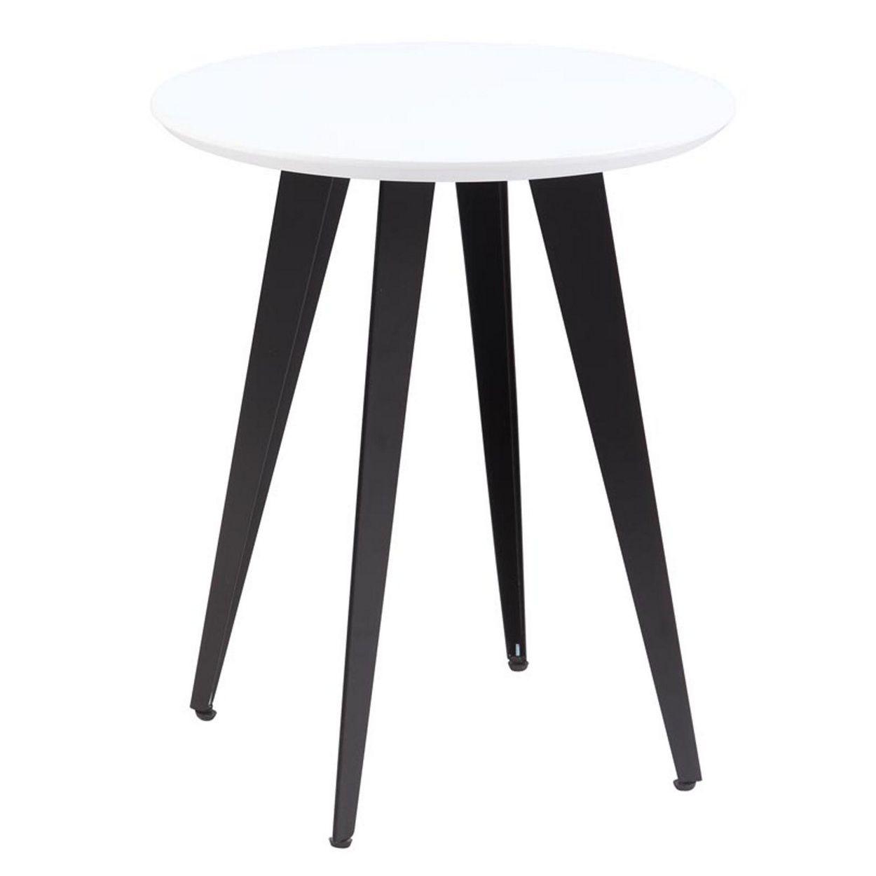 Ben de lisi home white sorbet side table at debenhams ben de lisi home white sorbet side table at debenhams geotapseo Images