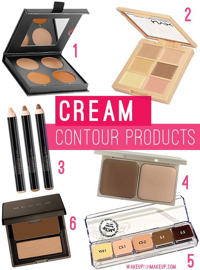 best cream contour products wake up for makeup pinterest cream