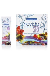 4Life Transfer Factor® RioVida Stix® Tri-Factor® Formula • Supports the immune system with 600 mg of 4Life Transfer Factor®*  • Provides essential antioxidants from açai, pomegranate, and blueberry*  • Replenishes electrolytes to support nerve and muscle function*  • Portable and easy to share  • No artificial sweeteners, flavors, or preservatives  • Contains certified 4Life Transfer Factor, with UltraFactor XF™––now 25% more concentrated!
