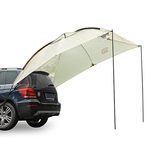 Timber Ridge Car Canopy Family Trailer Outdoor Tent for Beach Camping SUV 34 Persons Sunshad Timber Ridge Car Canopy Family Trailer Outdoor Tent for Beach Camping SUV 34...