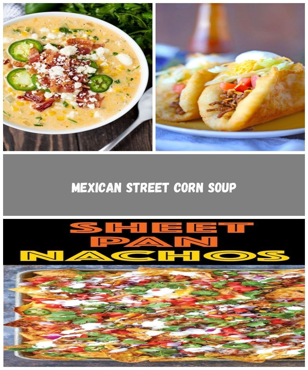 This Mexican Street Corn Soup has all the flavors you love from Mexican street corn all bundled up into one comfort food soup that is to die for! #thestayathomechef #mexicanstreetcornsoup #souprecipe #soup mexican food Mexican Street Corn Soup #mexicanstreetcorn This Mexican Street Corn Soup has all the flavors you love from Mexican street corn all bundled up into one comfort food soup that is to die for! #thestayathomechef #mexicanstreetcornsoup #souprecipe #soup mexican food Mexican Street Cor #mexicanstreetcorn