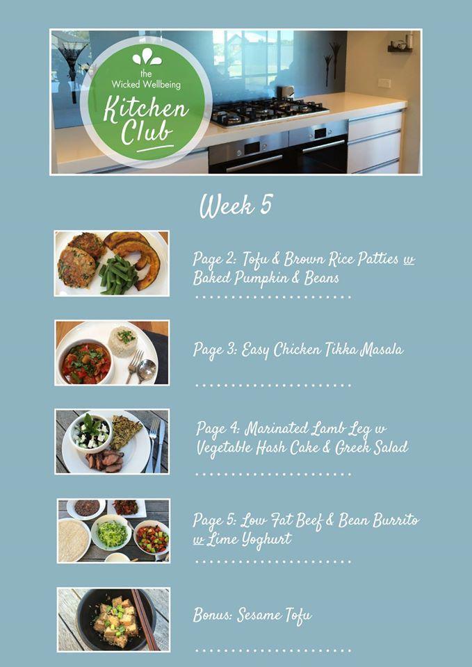 #week5 #kitchenclub