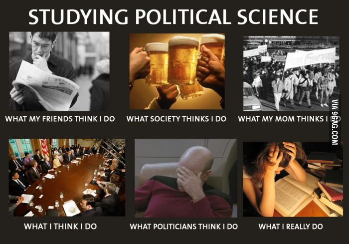 Photo of Studying Political Science