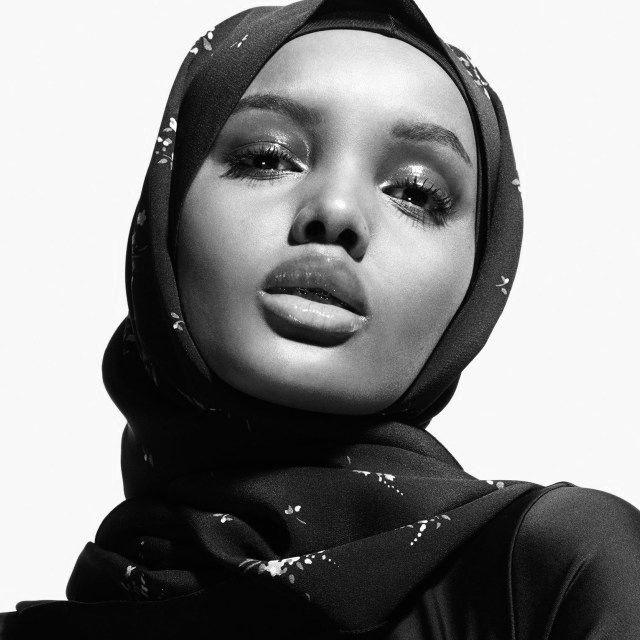 Αποτέλεσμα εικόνας για Halima Aden photoshoot