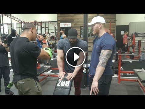 Larry Wheels And Bradley Martyn Get Caught With Fake Weights Kenny
