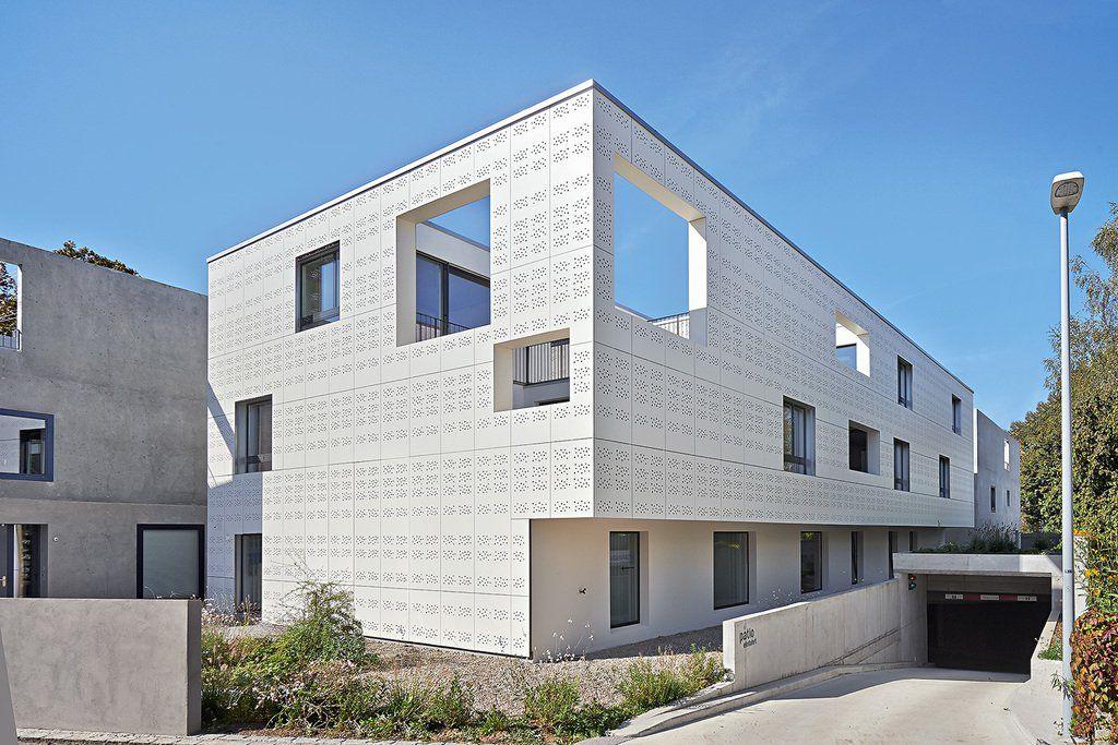 Swisspearl Largo Fiber Cement Panels From Swisspearl Building Facade Cladding Swisspearl