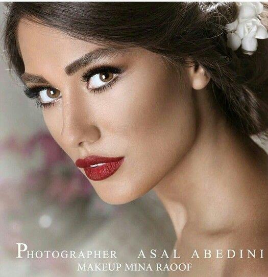 persian bride