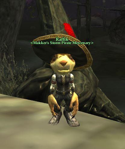 Raffik the merc ratonga - in Cutemode   Everquest2