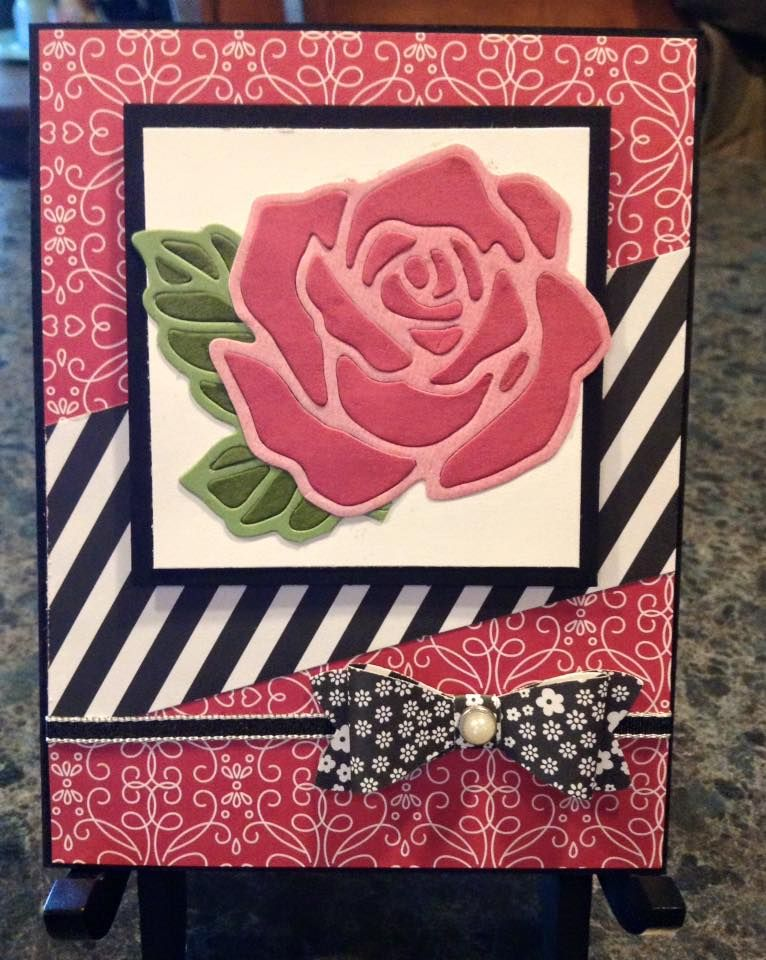 Try Stampin' On Tuesday: Challenge #268