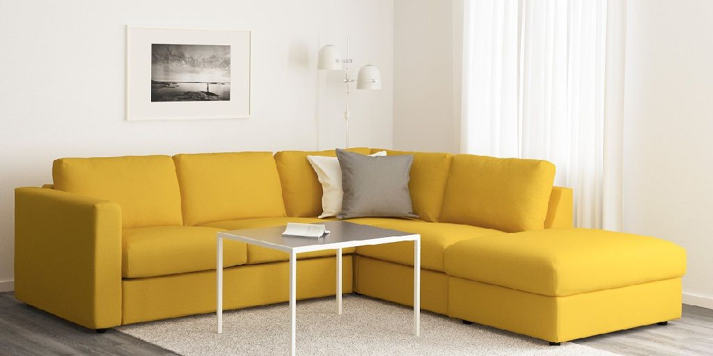 Corner Sofa IKEA L Shaped | Couches and Furniture in 2019 ...