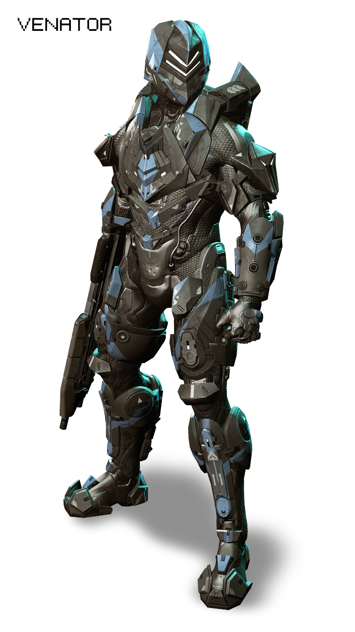 HALO 4 Armor, VENATOR BABY, the true recognition of an assasination master