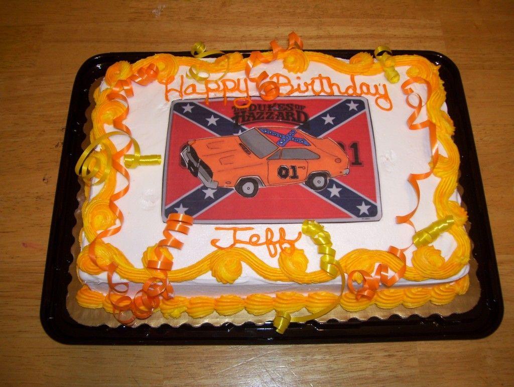 13 Gorgeous Dukes Of Hazzard Birthday Cake Image Ideas Cake