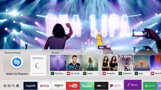 Samsung Smart TV Smart Hub update goes beyond watching TV