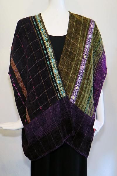 Nancy Paap - Kabuki Vest #wearableart