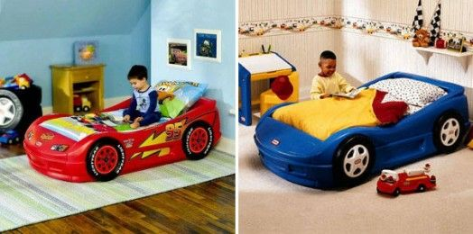 Kinderzimmer Gestalten 20 Kinderbetten Fur Coole Jungs Wie Autos