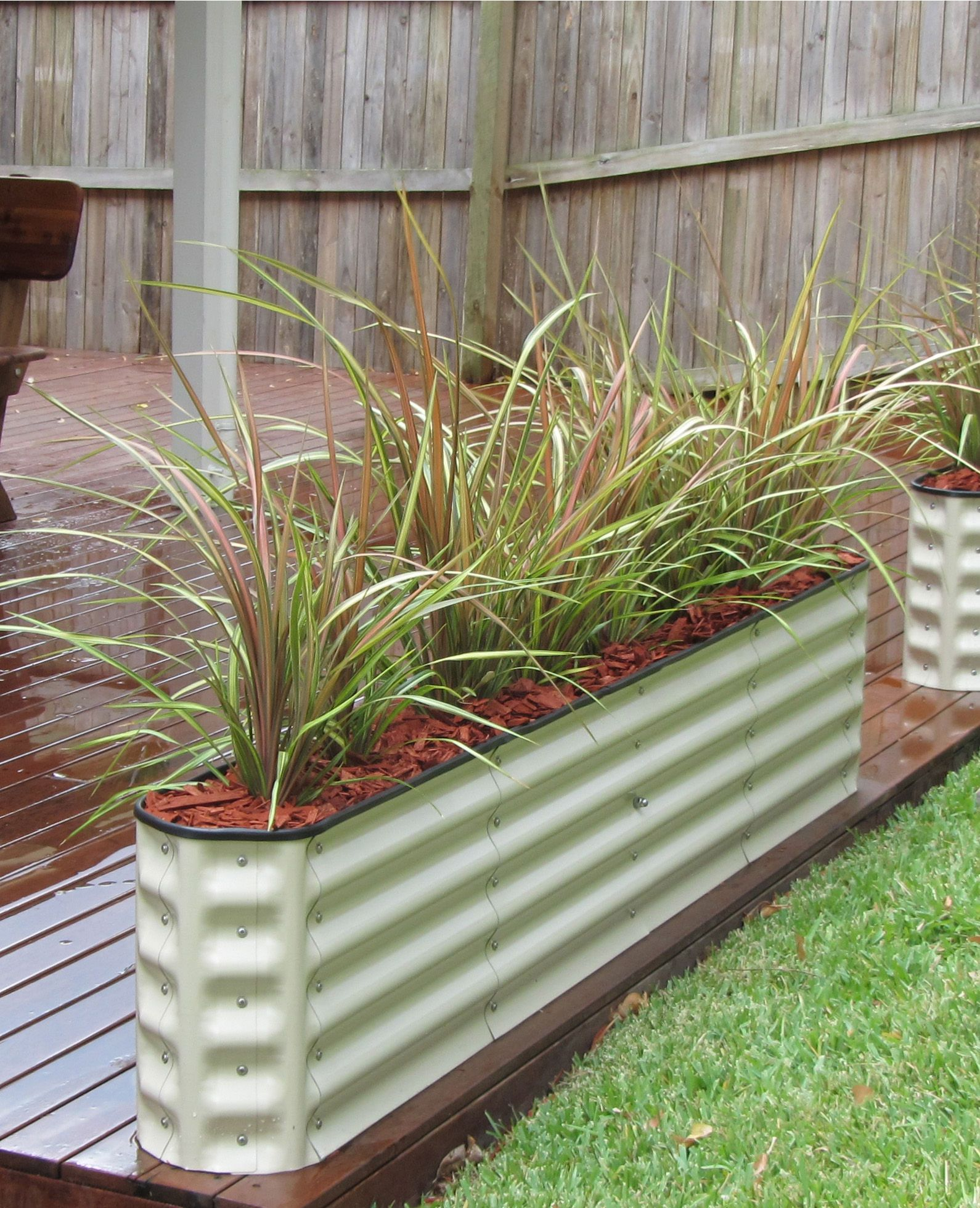 Metal Raised Garden Bed Modular up to 10 Shapes