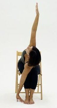 10 yoga poses you can do in a chair these 10 chair yoga