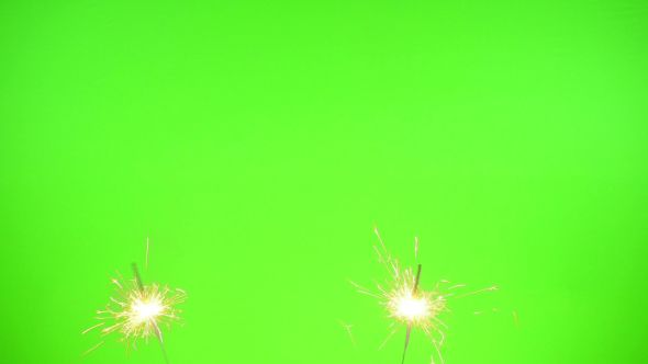 alpha channel background bengal light bright celebrate celebration chroma key green screen happy birthday holiday marry christmas new year