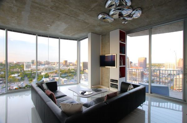 Flexsteel Sofa  Beautiful Living Rooms With Spectacular Views Surely Will Delight You