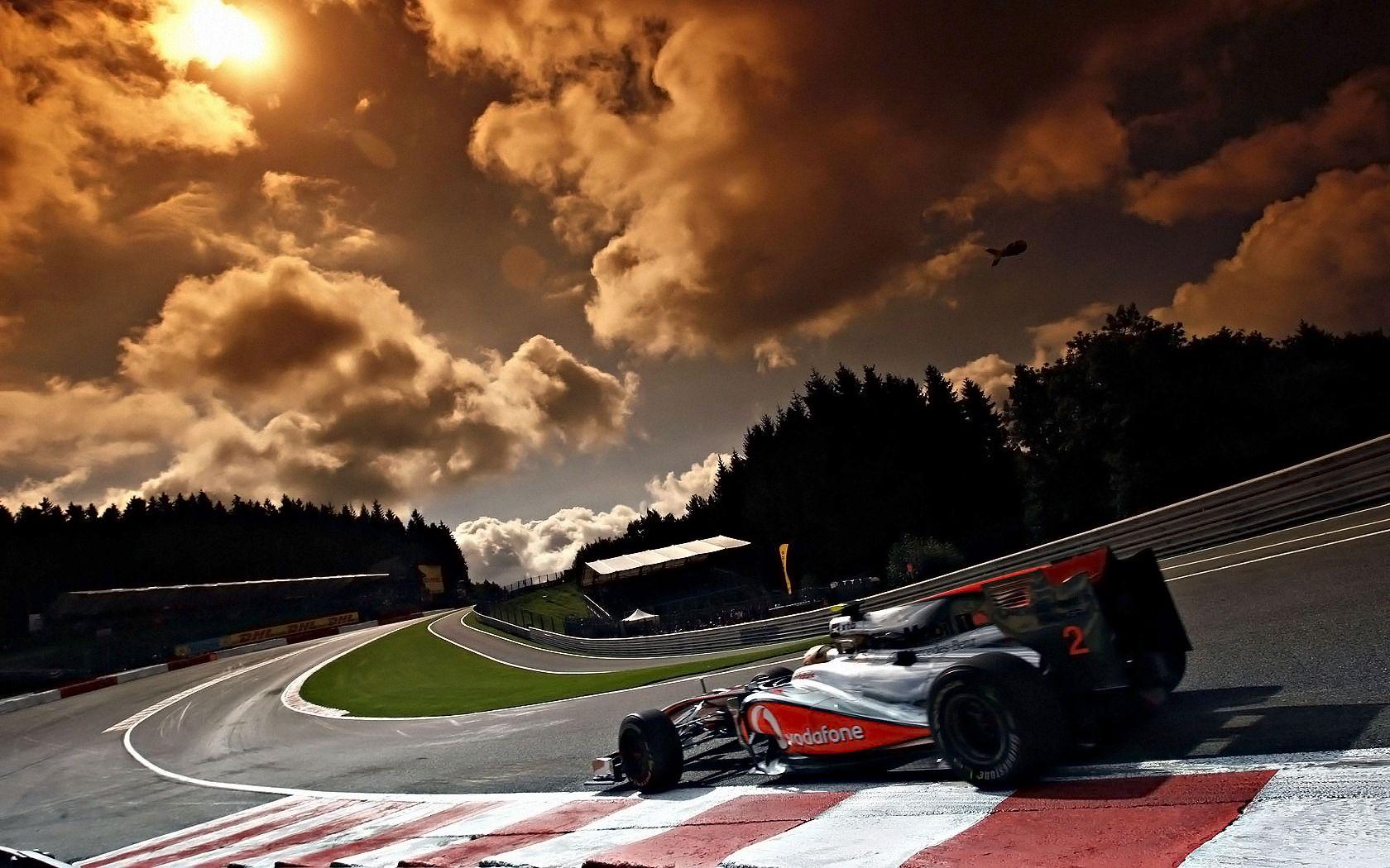 Mclarennn Formula 1 British Grand Prix Belgian Grand Prix