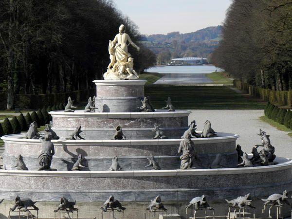 Schloss Herrenchiemsee Herrenchiemsee Chiemsee Sehenswurdigkeiten Deutschland