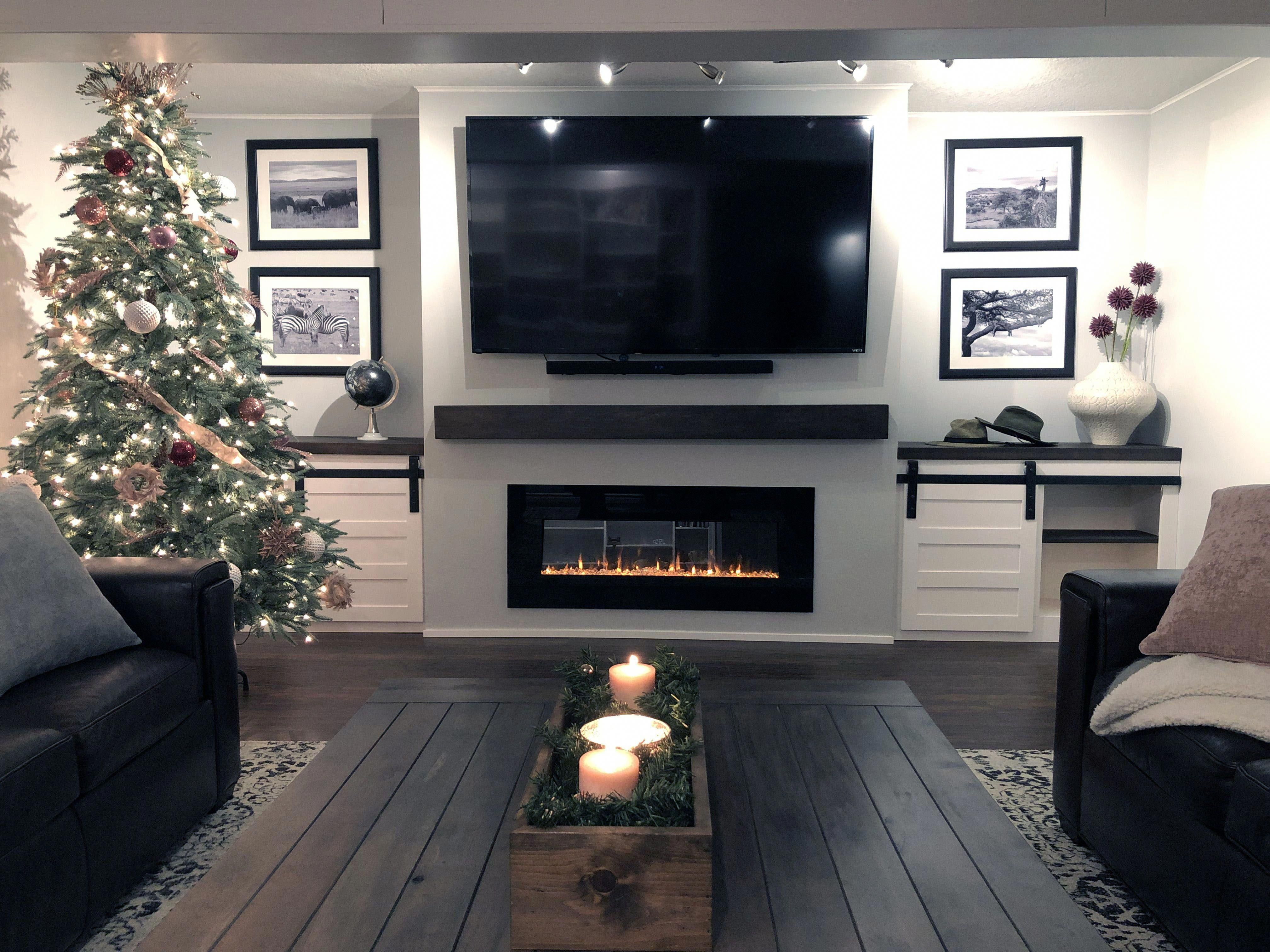 This Particular Photo Is A Very Inspiring And Awesome Idea Basementcarpet Basement Living Rooms Living Room With Fireplace Basement Fireplace