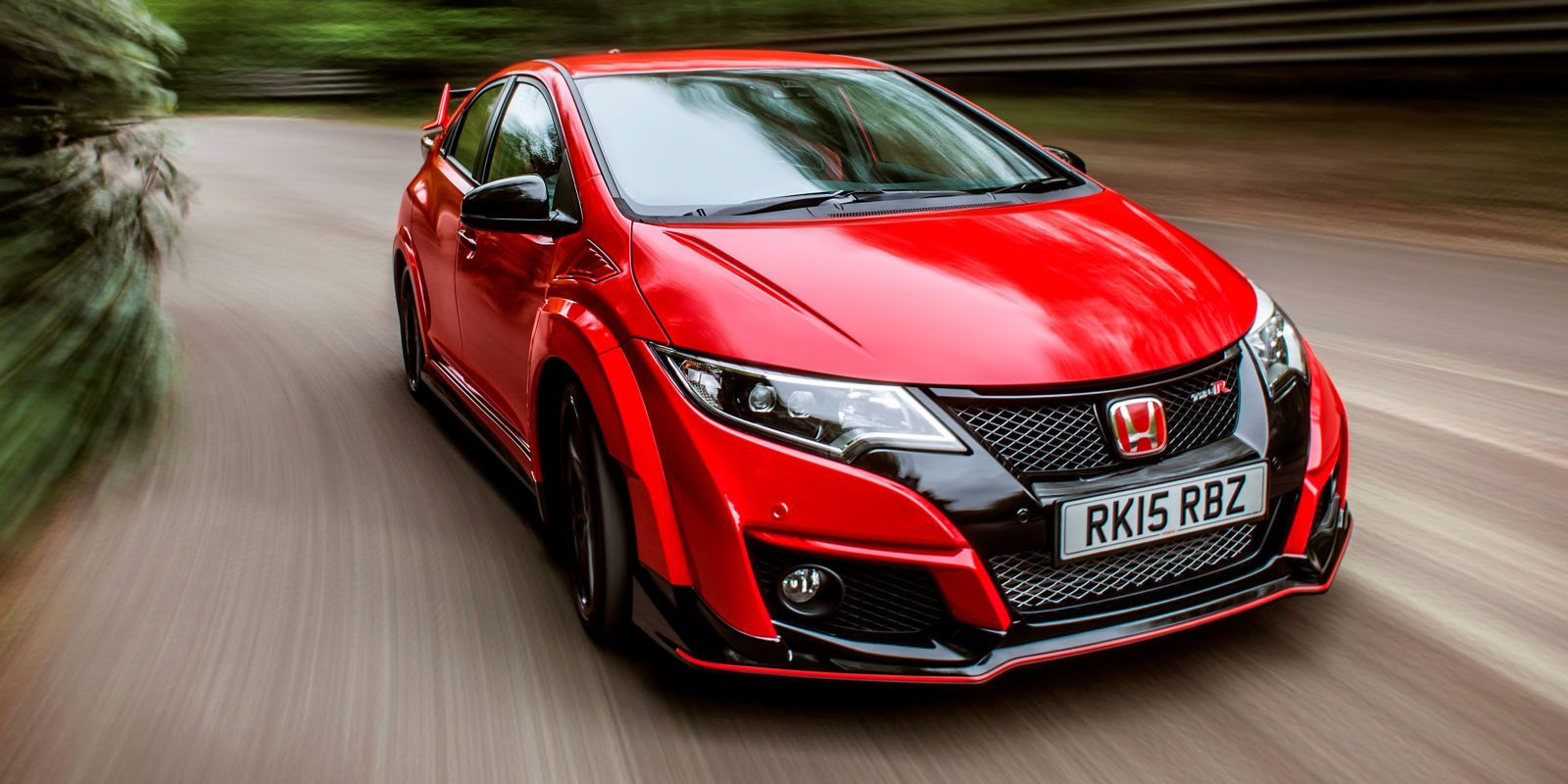 The next honda civic type r could make 340 horsepower says a rumor