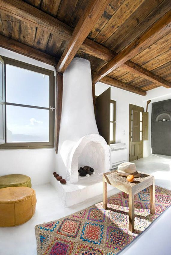 Greek Design Love The Influence Of Art Architecture Adobe House House Interior Home