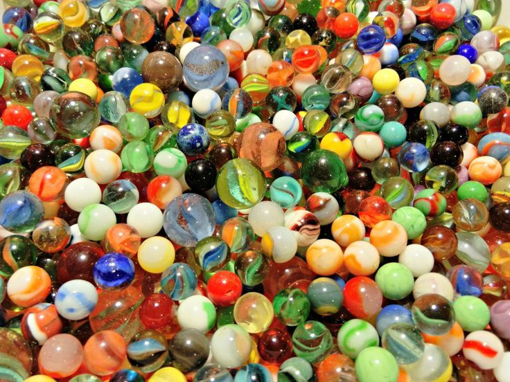 Vintage Glass Marbles 25 Pieces Marble Destash Various Etsy Glass Marbles Marble Jewelry Crafts