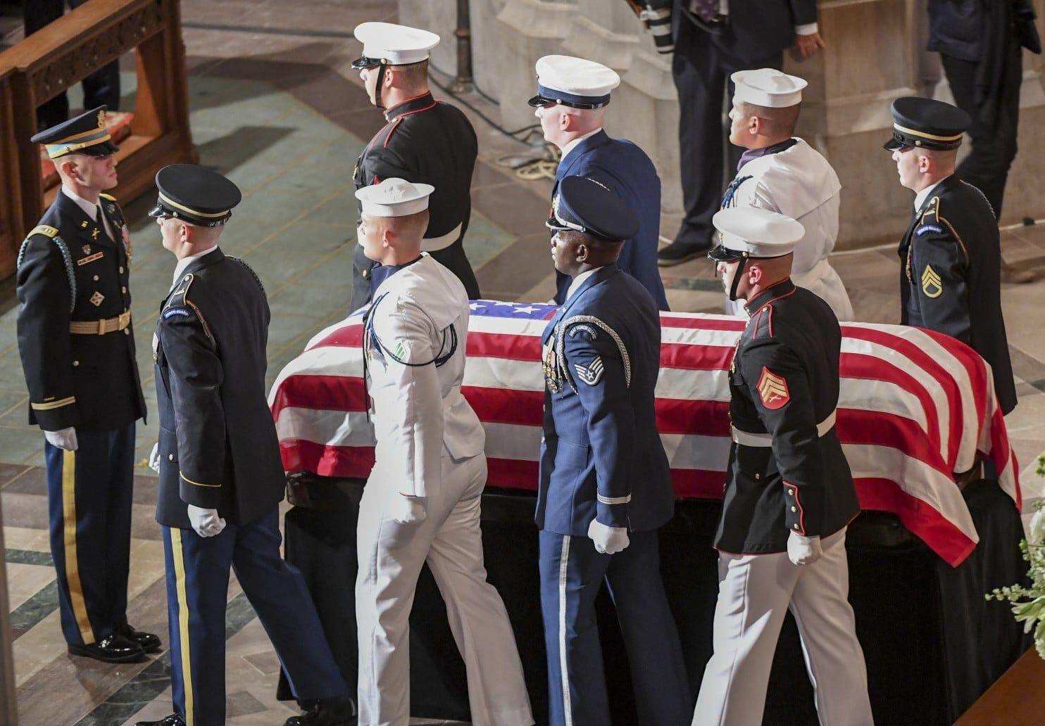 Remembering Sen. John McCain Washington national